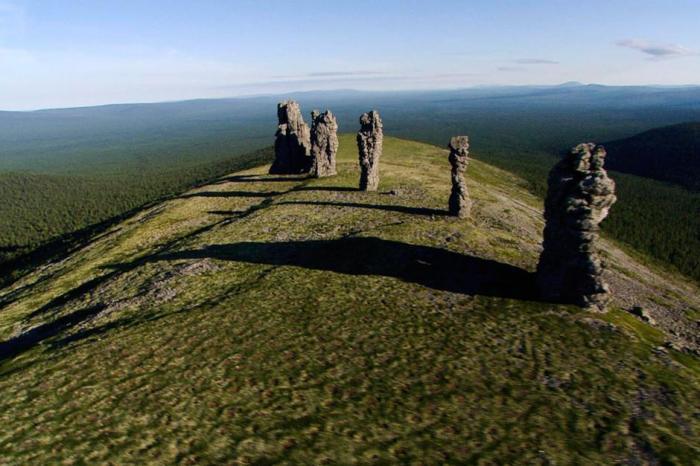 Manpupuner još jedna ruska zagonetka s divovskim megalitima.