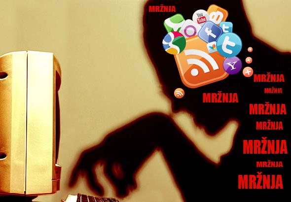 Je li govor mržnje na društvenim mrežama, pravi pokazatelj tipičnog trola?