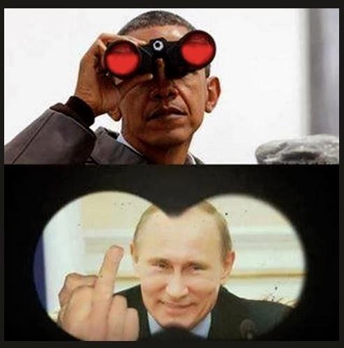 Internet je pun uradaka koji vrlo jasno daju do znanja što ljudi misle o smicalici koja se događa u Ukrajini.