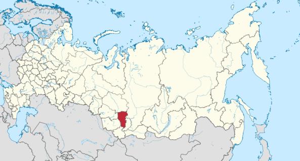 Regija Kemerovo u kojoj je ruska ekspedicija pronašla najveće megalite na svijetu.