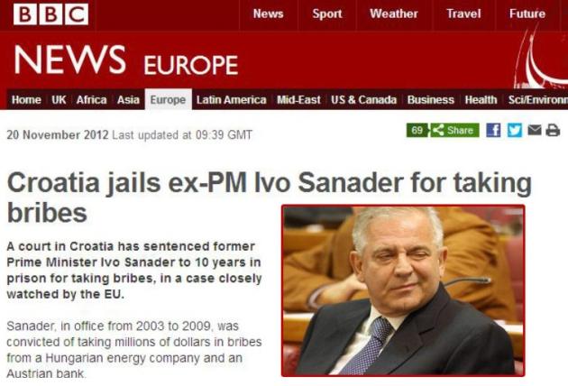 Na trenutak, Hrvatska je bila na naslovnicama svih svjetskih portala. Pitanje je tko je slijedeći?