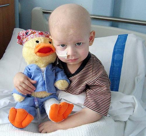 Čak su i najmlađi prinuđeni koristiti kemoterapiju.