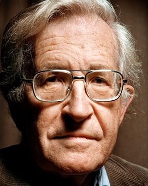 Noam Chomsky jedan od najcitiranijih znanstvenika današnjice.