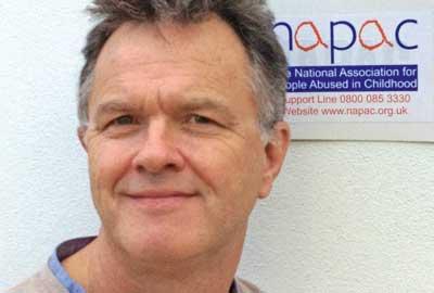 Peter Saunders iz NAPAC-a.