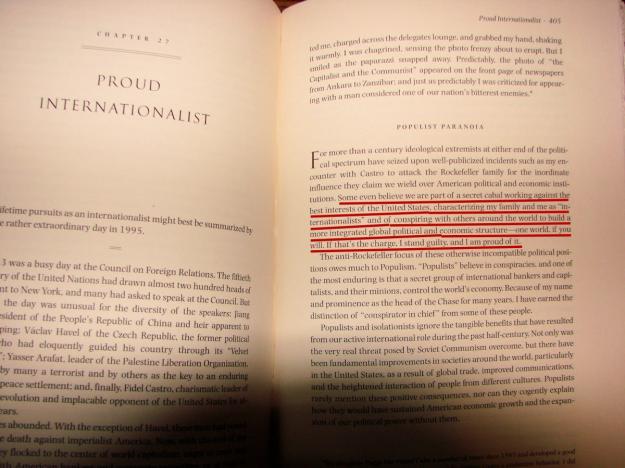 Snimka spornog dijela Rockefellerovih meoara.