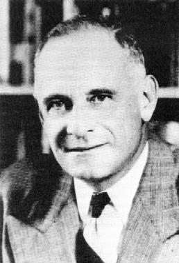 James P. Warburg, bankar i jedan od ozbiljnih zagovarača novog svjestkog poretka.