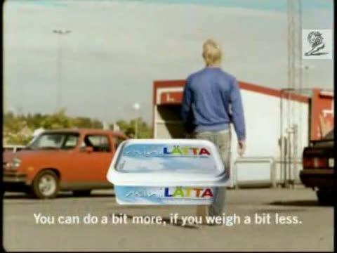 Reklama za Latu, kako je moguće da proizvod pun trans-masnih kiselina i hidrogeniziranih ulja može biti predstavljen kako dijetarni proizvod koji popravlja našu figuru?