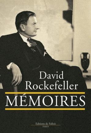 Rockefellerovi memoari.