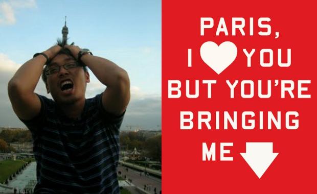Japanski turisti najčešće obole od Pariškog sindroma.