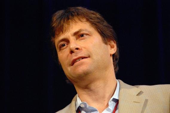 Profesor Max Tegmark.