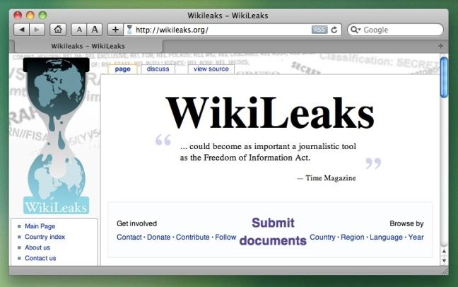 Prvotno se smatralo kako je Wikilekas začetnik građanskog novinarstva, no naknadno je utvrđeno da je osnivač ove stranice dobivao informacije direktno iz okrilja tajnih službi, poput MOSSAD-a. Može li uopće postojati građansko neovisno novinarstvo?