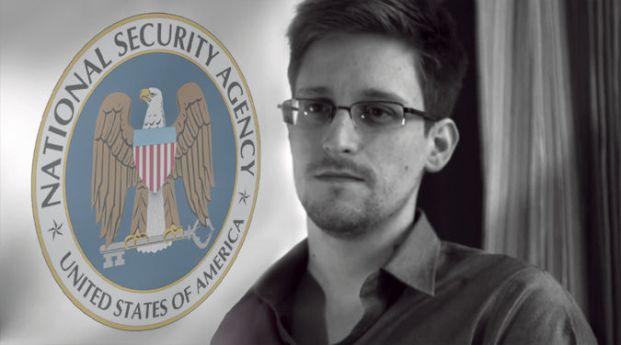 Pазузнавачки аналитичар Едвард Сноуден.