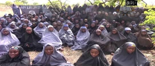 Koga broga za otete djevojčice u Nigeriji koje će Boko Haram prodati u sekualno rtoblje ili još gore, preprodavcima ljudskih organa, ako se ne zadovolje njihovi zahtjevi.