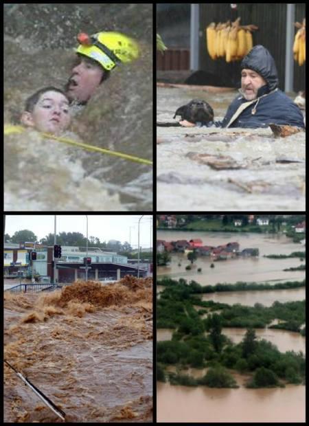 """Katastrofične poplave na području bivše države su nas ostavile """"bez daha."""""""