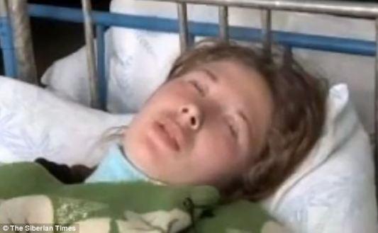 Nepoznata žrtva bolesti spavanja.