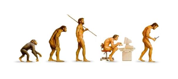 Veliki broj znanstvenika povezuje ljudsku evoluciju s tehnološkim napretkom, pa ipak o psihološkoj evoluciji se uopće ne raspravlja i istražuje.