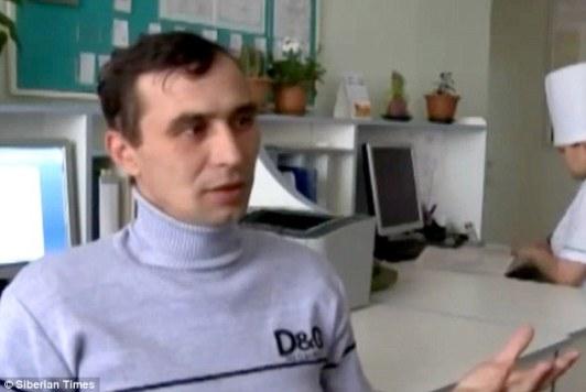 Alexey Gom je spavao preko 30 sati, iako ne zna zašto.