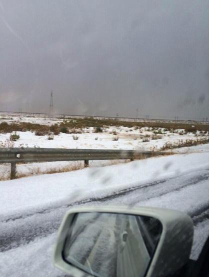 Prije par dana Španjolsku je zabijelio snijeg visine 20 centimetara.