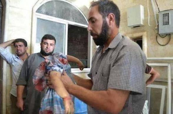 Djevočici iz Gaze je DIME otkinuo glavu, no nikoga van Palestine za to nije briga.