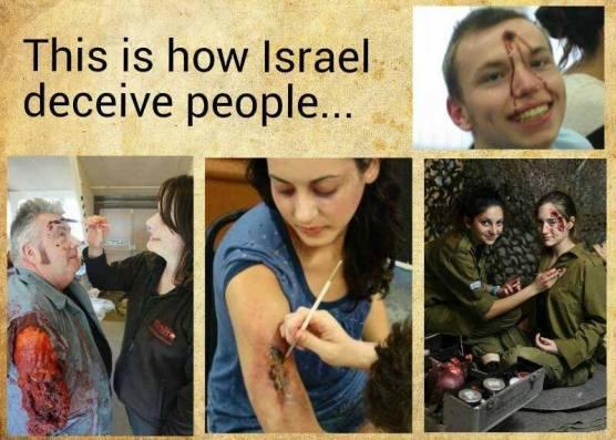 Mediji su prepuni slika izmasakriranih Izraelaca koje je pobio ili ranio HAMAS, pa ipak većina slika su lažirane. Koga je to briga?