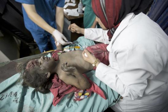 Jesu li djeca zaista teroristi, kako Izrael može tvrditi da ubija propadnike HAMAS-a. kada su žrtve napada uglavnom žene i djeca?