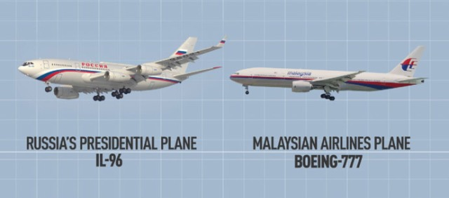 Usporedba dva zrakoplova, je li došlo do zabune?
