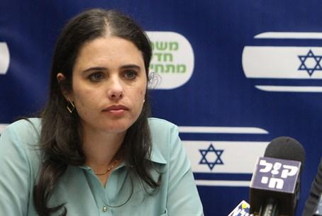 """Ayelet Shaked tipičan primjer političarke koja kaže što misli o Palestincima, bez ikakve osude zapada, koji inače voli dijeliti moralne """"packe."""""""