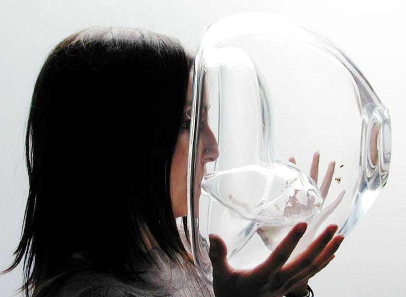Prvotni oblik Soaresinog detektora raka pluća.