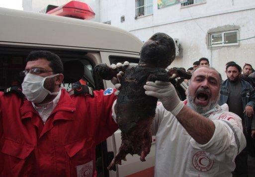 Bez obzira na istraživanja  djeca u Gazi još uvijek umiru na najgore moguće načine, no nas ništa ne pokreće da se počneomo organizirati i protestirati protiv takve grozote. Zašto je to tako?