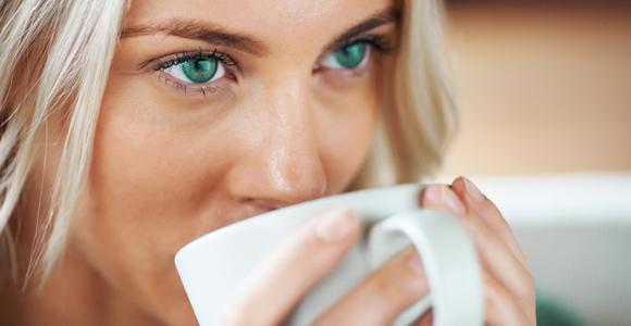 Drugi put kada budete uživali u šalici kave ili čaja, ne zaboravite da ste omiljeno piće zapravo namirisali svojom kožom, srcem i plućima.