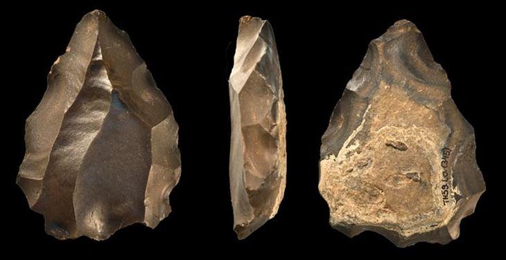 Ostaci alata modernog čovjeka pronađeni u srcu Arapske pustinje.