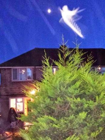 Čudesna fotografija iluminirane plazme nad Londonom. Očigledno priroda još uvijek zna iznenaditi.