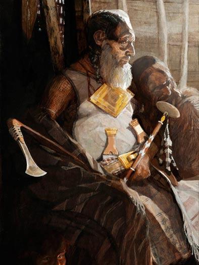 Kralj Stonehengea je prikazan kao divljak, pa ipak imao je nakit koji se može replicirati samo uz pomoć mikroskopa i moderne tehnologije.