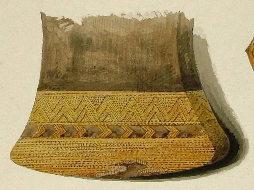 Nevjerojatno ukrašena drška noža sačinjena je od preko 140.000 istovjetnih zlatnih mikro pribadača.