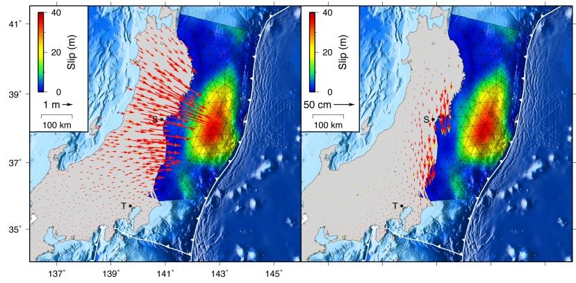 Seizmičko pomicanje za vrijeme potresa i tsunamija u priobalju Japana je još jednom pokazalo nevjerojatnu snagu prirode i našu nemogućnost da se od njene sile obranimo.
