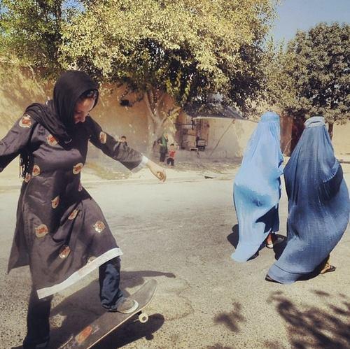 Zahvaljujući Malali ovakve slike postaju sve češće.