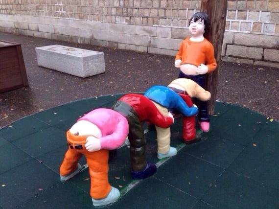 Zapadnjačka igrališta za djecu ili savršeno mjesto za okupljanje pedofila?