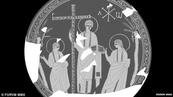 Isus iz Castula nema bradu, no ima kratku i kovrđavu kosu. Kako je to moguće?