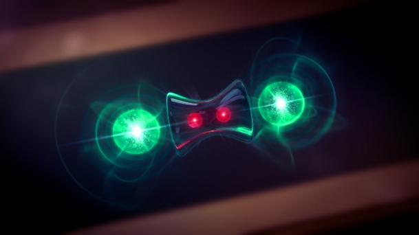 Kvantno ispreplitanje je jedan od neobičnih pokazatelja točnosti kvantne fizike.