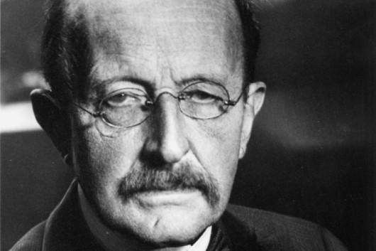 Теоретските постулати на квантната физика ги поставил Макс Планк.