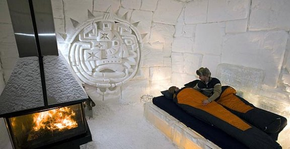 Spavanje u hladnoj prostoriji uvelike pomaže našem zdravlju. Čini se da su sjevernjaci u pravu kada su pokrenuli otvaranje luksuznih hotela napravljenih u ledu.