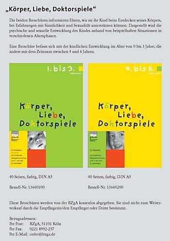 Njemačka knjiga o dječjoj seksualnoj edukaciji sadrži eksplicitne prizore neprimjerene djeci.