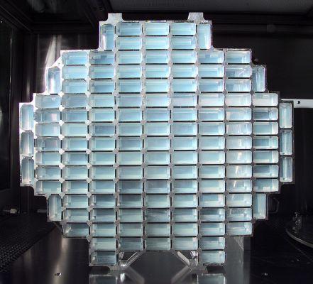 letjelica Stardust na sebi nosi hvatač svemirske prašine sačinjen od aerogela.
