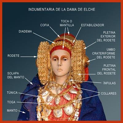 Znanstvenici su otkrili kako je dama iz Elchea trebala izgledati nakon što su je isklesali i obojali nepoznati majstori.