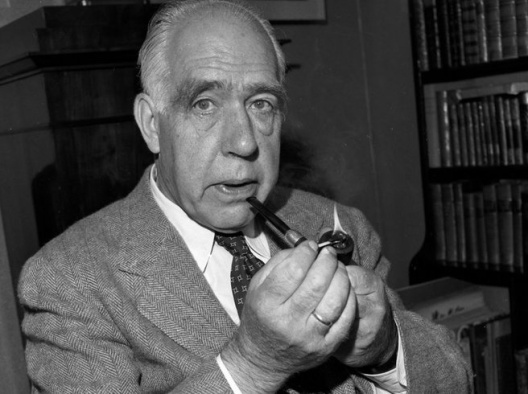 Niels Bohr, otac atomske fizike nije mogao bez svoje lule i dobrog duhana.