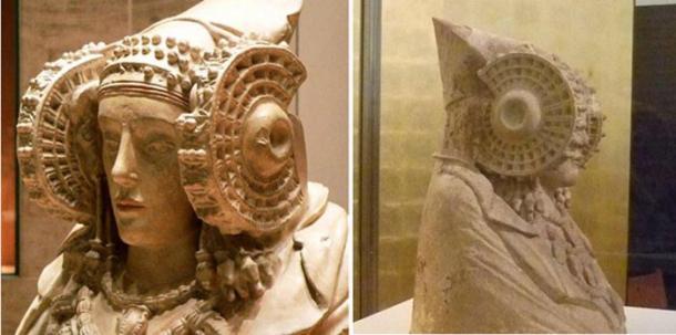 Dama iz Elchea je dio stalne postavke Nacionalnog muzeja u Madridu.