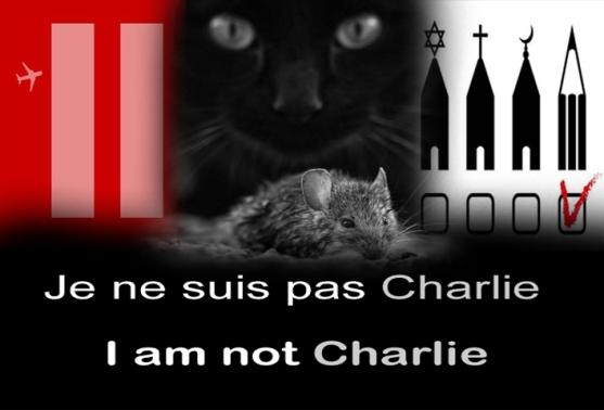 Nisam Charlie će postati kovanica svih inih koji razmišljaju svojom glavom.