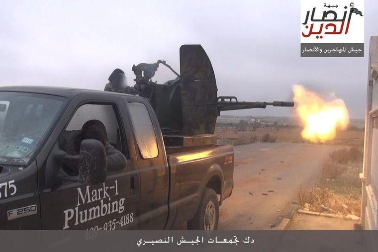 Kako je u ekspresnom roku Teksaški kamionet došao do ruka ISIS-a?
