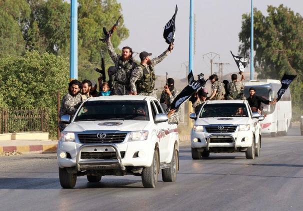 Nije ni čudo što se borci ISIS-a vesele, dobili su poklon direktno od Obame.