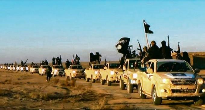 Građani SAD-a plaćaju automobile teroristima ISIS-a, hoće li biti još ovakvih poklona iz Amerike?